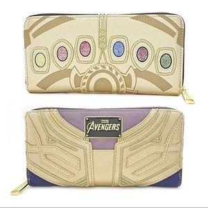 Infinity War Wallet